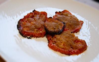 Pomodori rossi…al forno… nella mia cucina…