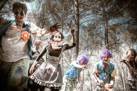 Mausba foto - Runners vs Zombies Chiloeches 32