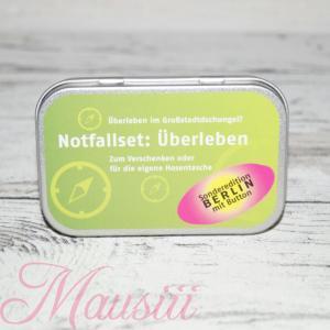 Notfallset Berlin