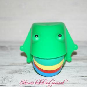 Fütterfrosch