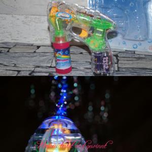 Seifenblasenpistole
