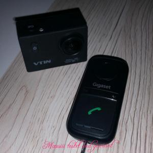 Vergleich zur Mini-Kamera