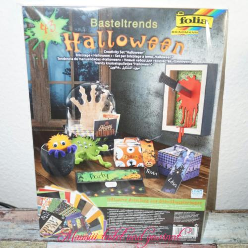 Halloween-Bastelset