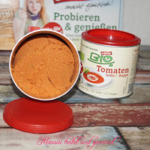 Tomatensoße offen