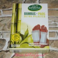 Bambus-Pads Detox Pflaster