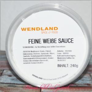 Feine Weiße Sauce Wendland