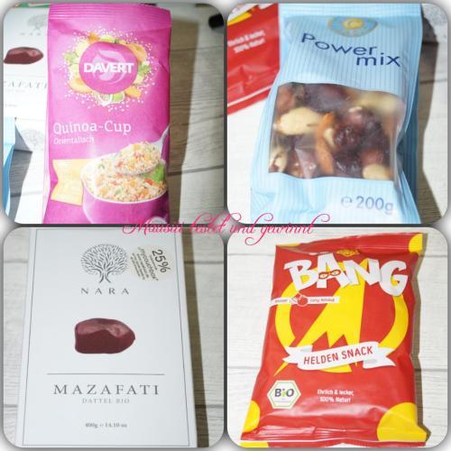 My Couchbox 4 weitere Produkte