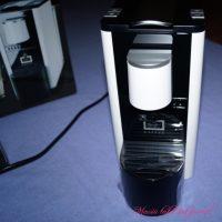 Leysieffer Kaffee Kapselmaschine mit Milchschaumsystem