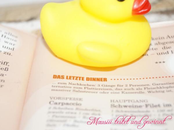 Dinner ins Paradies - Das letzte Dinner