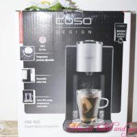 [Werbung] Caso Design Wasserspender HW400