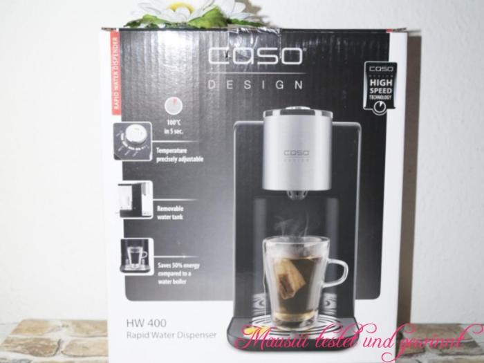 Wasserspender HW400 Caso Design