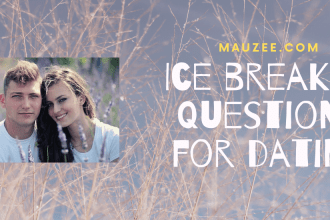 Good Ice breaker questions for dating