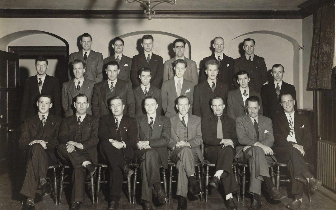 Maritime Aviation Association Members -1947
