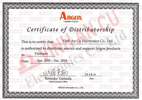 Mua Máy ARGOX Giá Rẻ Nhất Ở Đâu, Máy in tem ARGOX CP3140L 300 DPI
