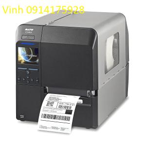 Máy in nhãn DT / TT công nghiệp SATO M84Pro WM8460041