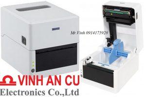 Máy in mã vạch CL-E303, may in ma vach CL-E303, Top 10 máy in Citizen để bàn giá rẻ