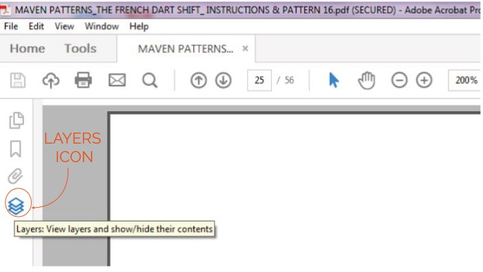 MAVEN PATTERNS LAYERS TUTORIAL 2016