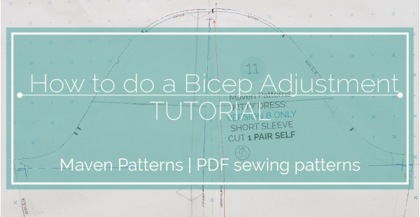 HOW TO DO A BICEP ADJUSTMENT_MAVEN PATTERNS