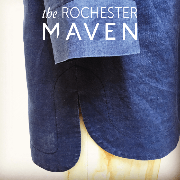 The Rochester Sewing Pattern_MAVEN PATTERNS