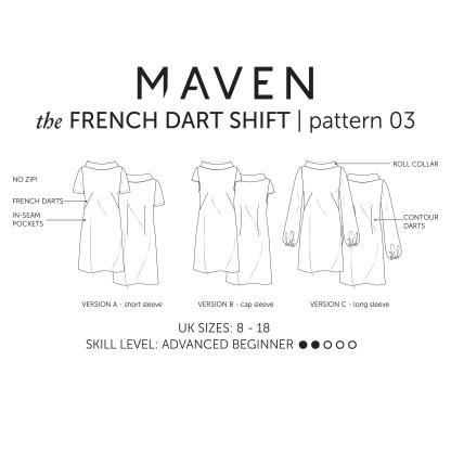 MAVEN PATTERNS_THE FRENCH DART 6