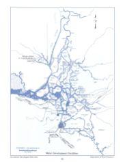 Water Development Facilities, from the Delta Atlas, 1995