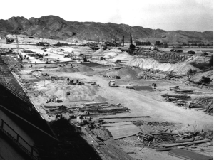 All American Canal Construction 1937