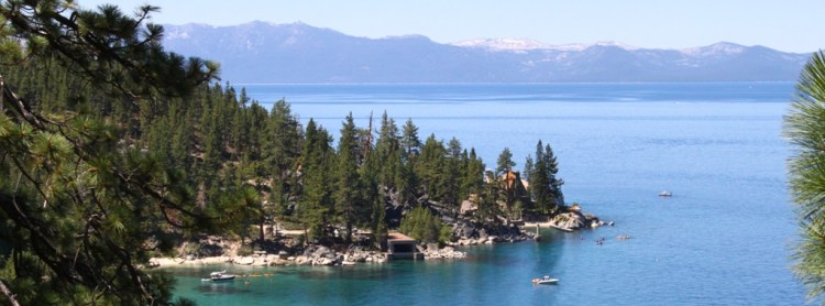Thunderbird Lodge, Lake Tahoe.  Photo by Chris Austin.  All rights reserved.