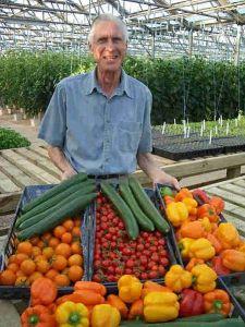 Greenhouse-garden