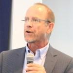 Moderator Jim McIntyre