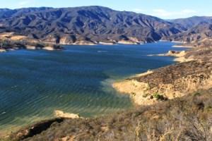 Castaic Lake sliderbox