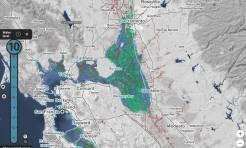 The Delta w/10ft sea level rise
