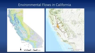 Environmental flows in California