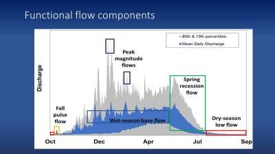 Functional flow components