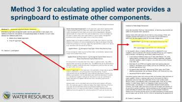 Developing a water budget PPT_Page_23