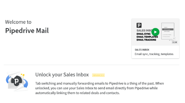 Mavenwit Pipedrive Email