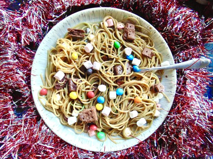 Buddy The Elf Pasta – How to Make It!