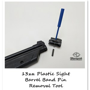 Crosman Plastic Sight, Barrel Band Removal Tool