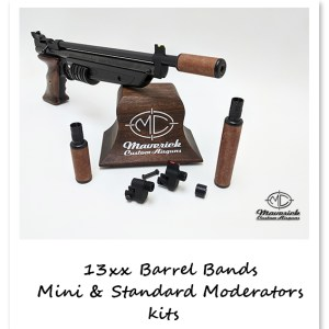 13XX Barrel Band and Moderator Kits