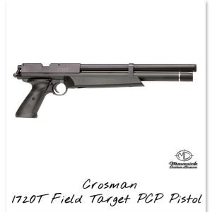 Crosman 1720T Field Target PCP Pistol