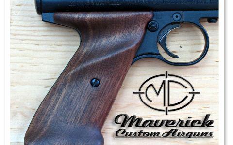 Home - Maverick Custom Airguns - MCAirguns