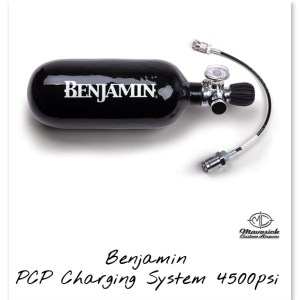 PCP Charging System 15″ 4500 PSI