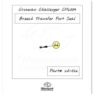 Breech Transfer Seal Gasket