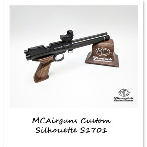 MCAirguns S1701 Silhouette PCP Pistol