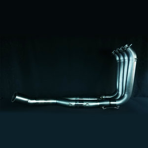 BMW S1000RR FULL TITANIUM PIPING
