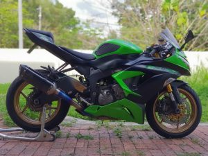 ZX-6R MVR HIGH MOUNT
