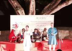 Gangacharn Singh, Kalicharan and group (Swang, Meerut)