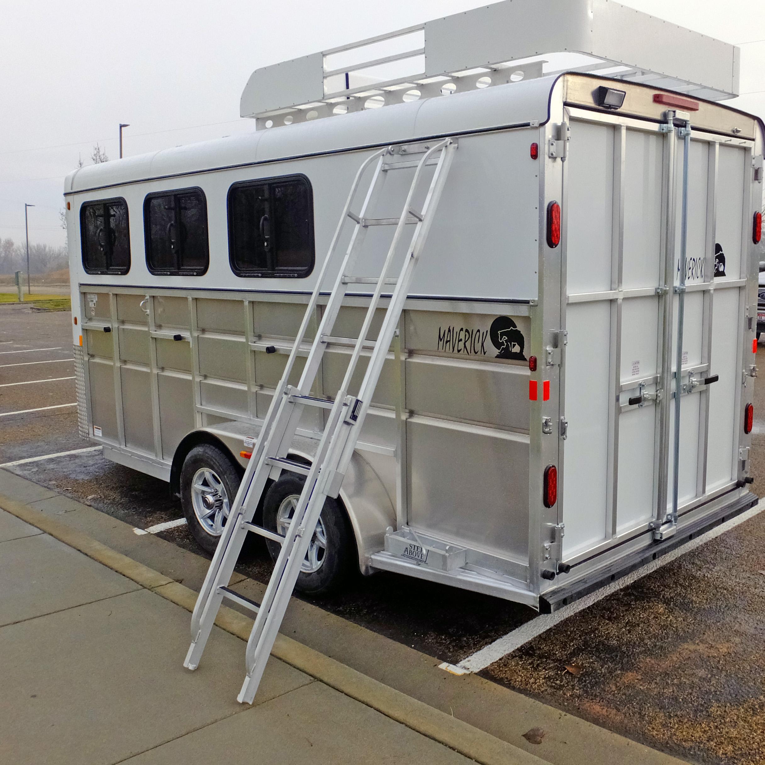 maverick trailers home