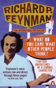Feyman What do you care