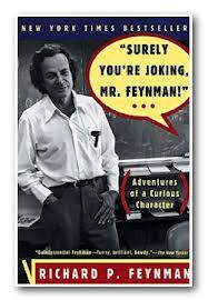 Feynman Joking