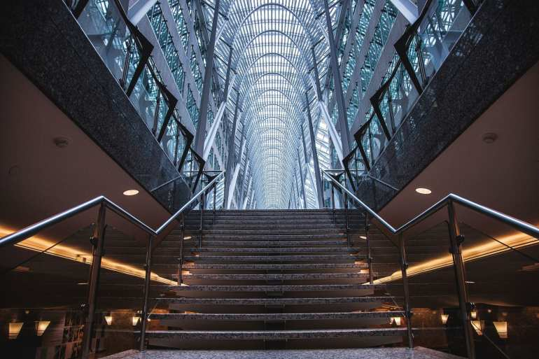 Business Growth Ideas To Develop Your Business stairs